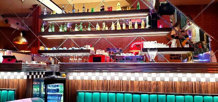 Hanru Korean restaurant bright bar