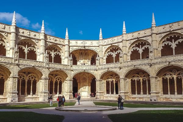 Mosteiro dos Jerónimos lisbon