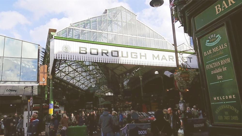 Borough Market Guide Tour