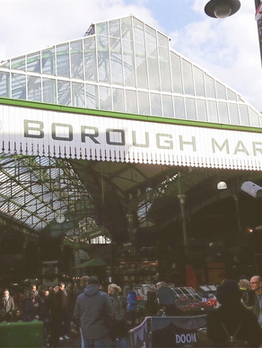 Spend a Day in the Borough Market (a must-see historical place to eat, shop, and hang out in London)