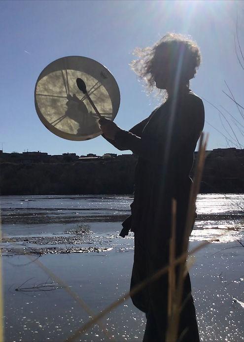 Drumming at River for Website.jpg