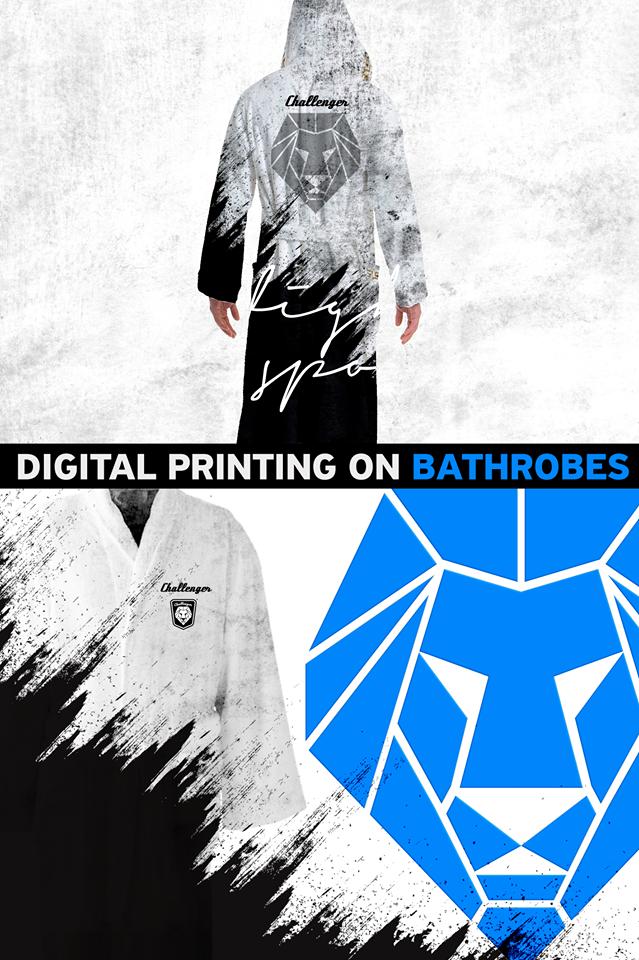 Digital bathrobe[63]