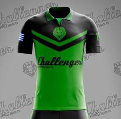 Φανέλα ποδοσφαίρου Challenger