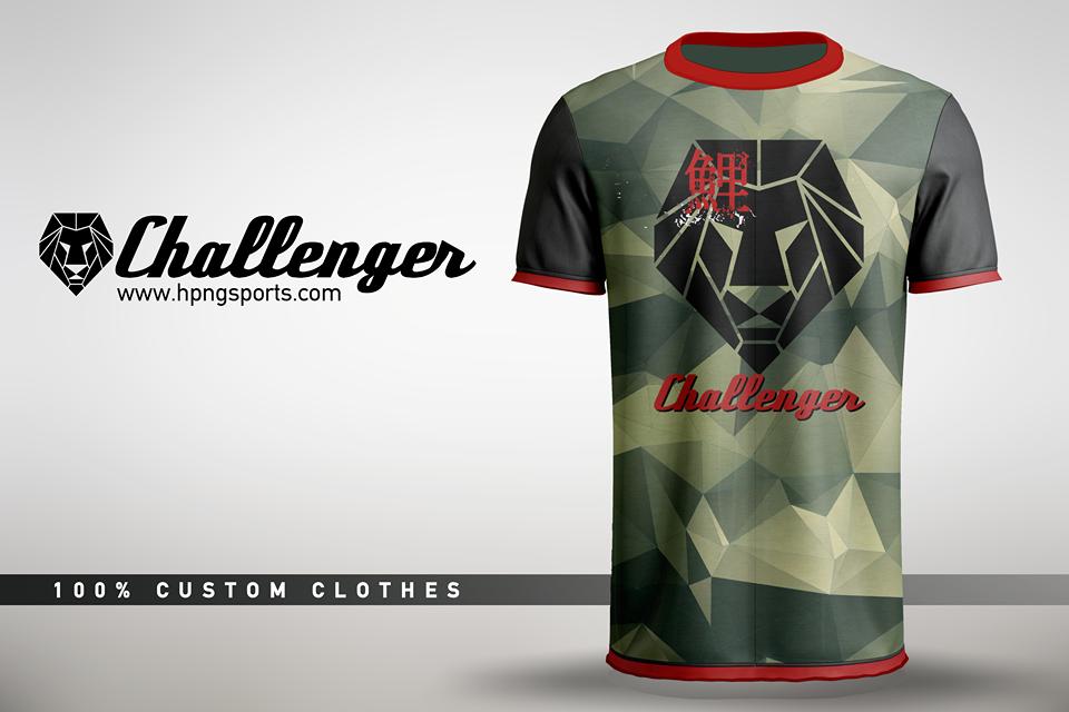 Challenger Drifit -1