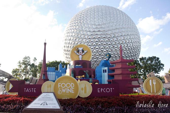 Viajando pra Orlando: Epcot