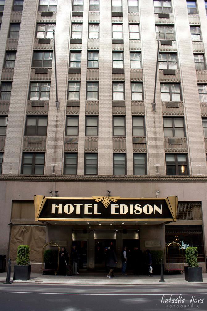 Hotel em NY