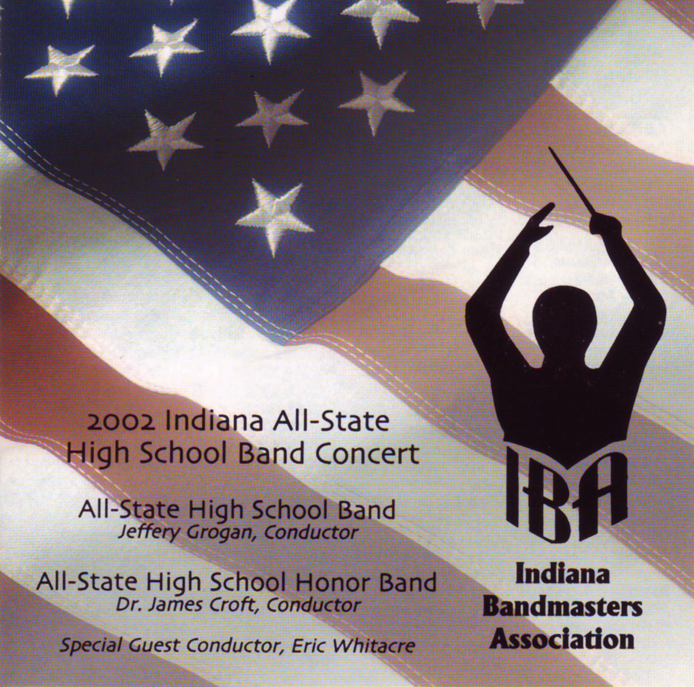 Indiana All-State HS Honor Band 2002