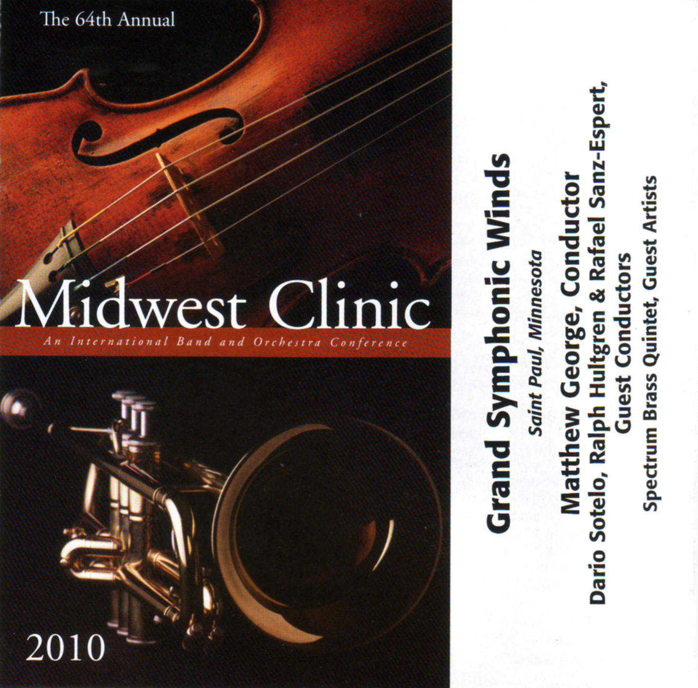 Midwest Clinic 2010