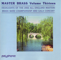 Master Brass Volume 13