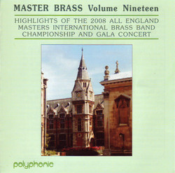 Master Brass Volume 19