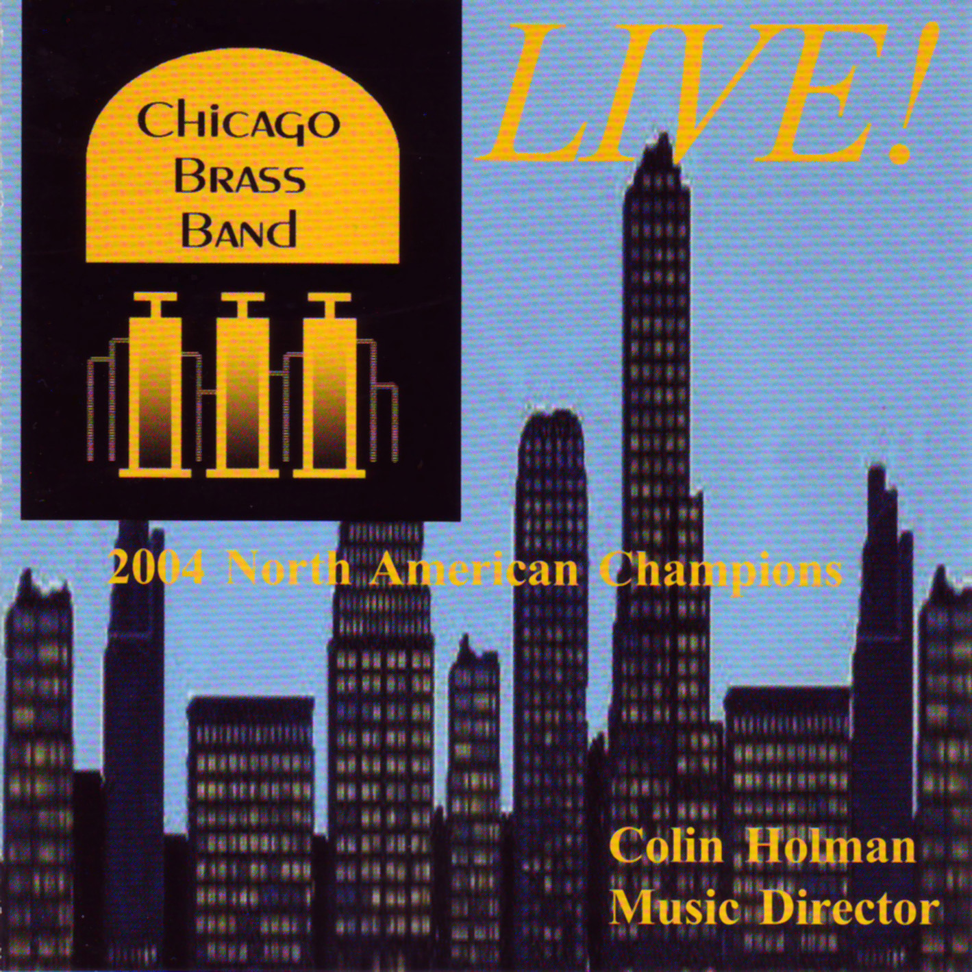 Chicago BB - Live!