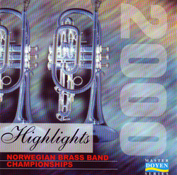 Norwegian Brass Band Champs 2000