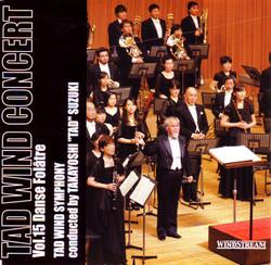 TAD Wind Concert Volume 15