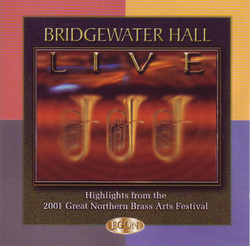 Bridgewater Hall Live 2001