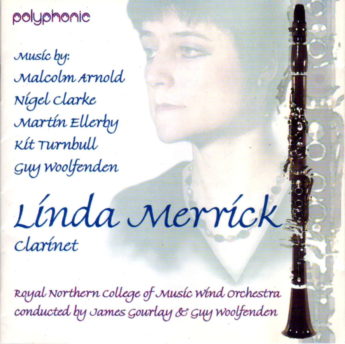 Linda Merrick (Clarinet)