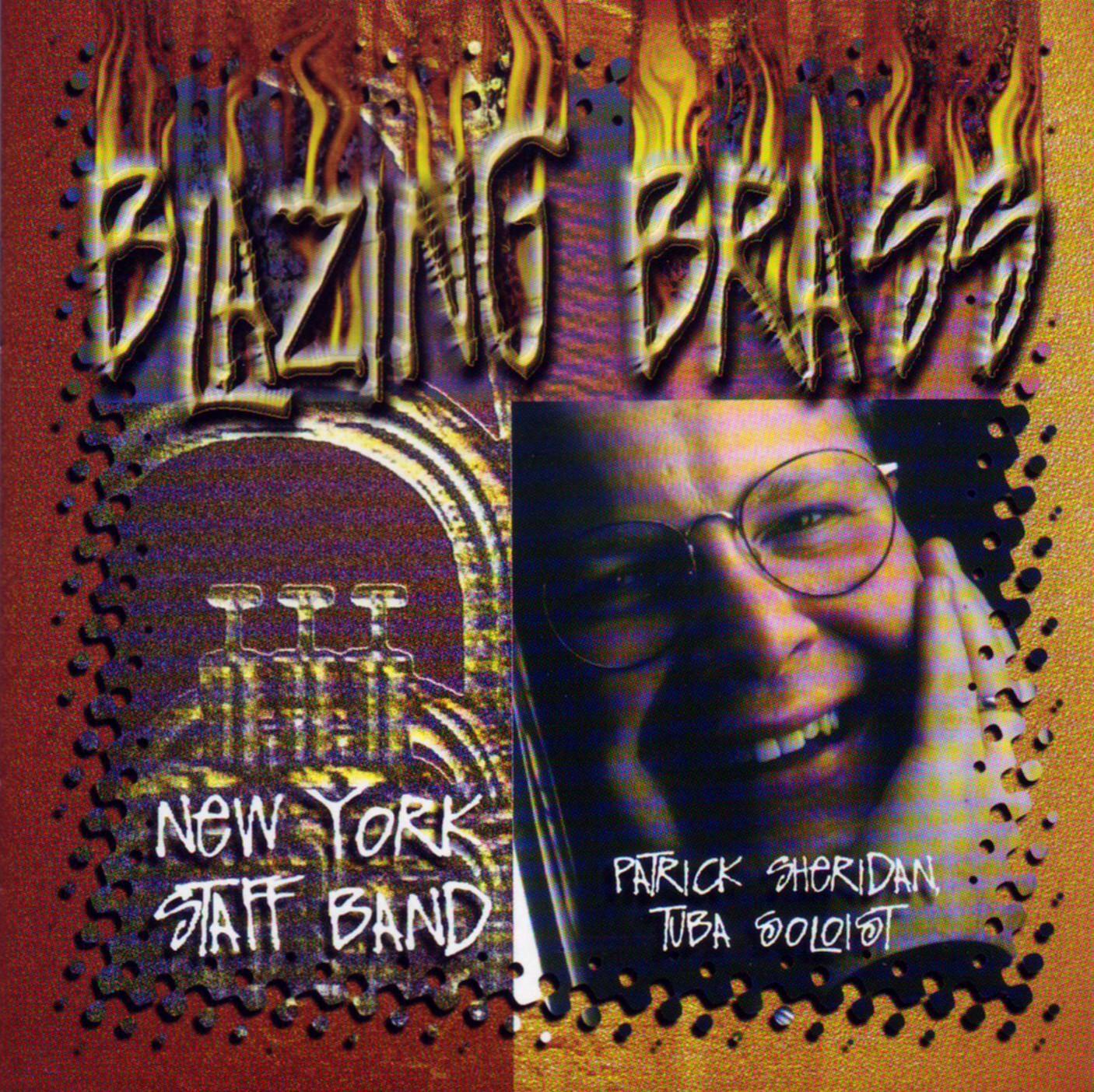 Blazing Brass