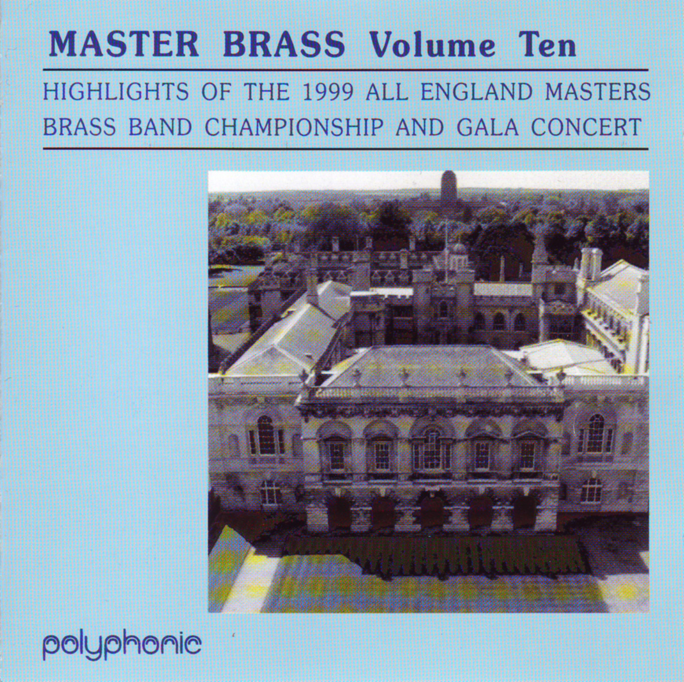 Master Brass Volume 10