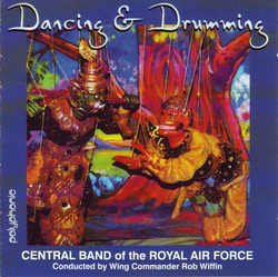 DANCING & DRUMMING
