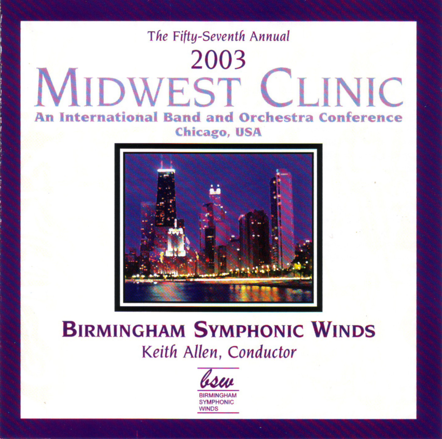BSW - Midwest 2003