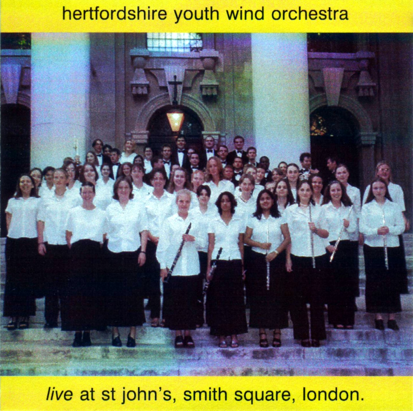 Hertfordshire Youth Wind Orchestra