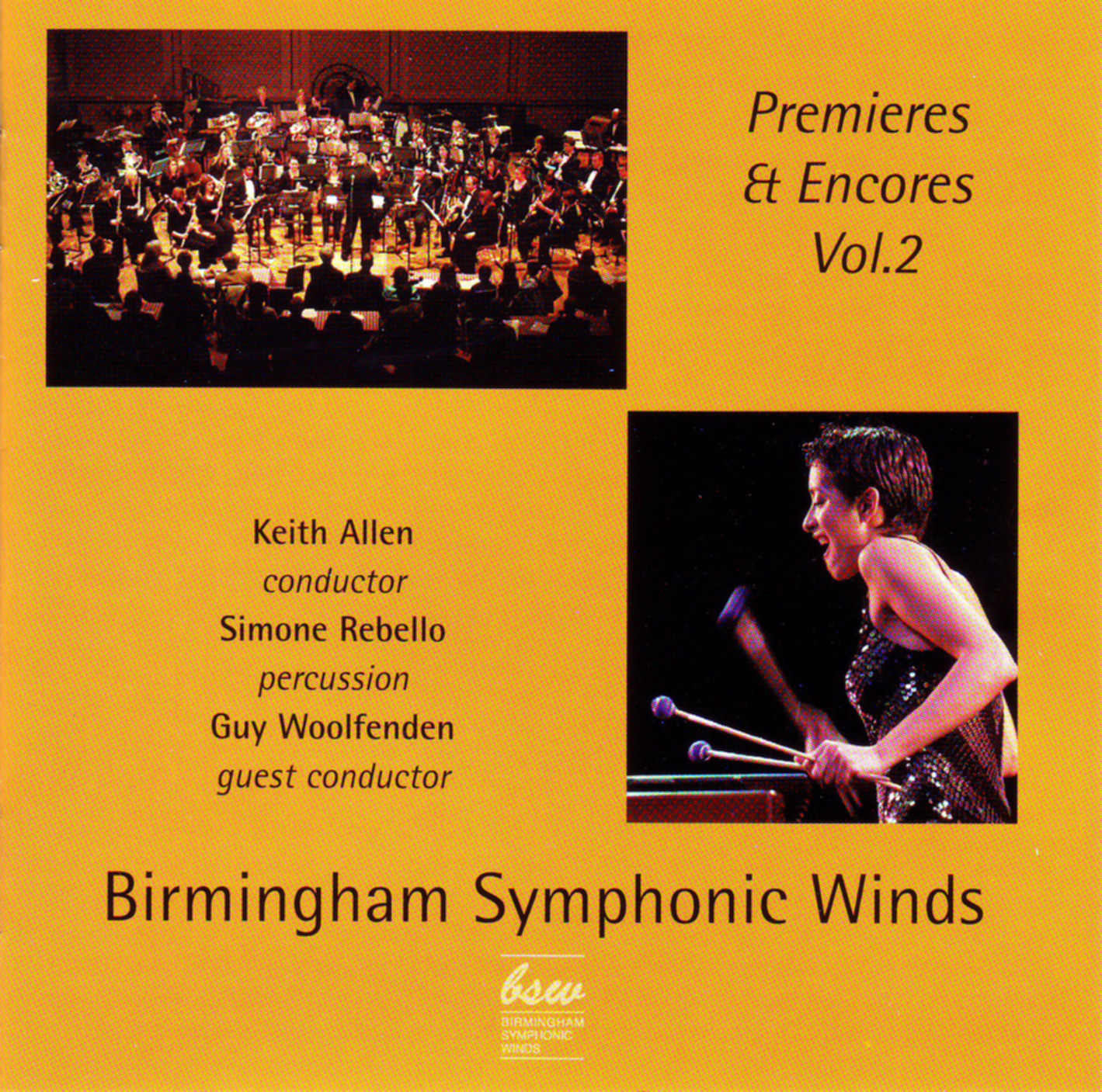 Premieres & Encores Vol. 2