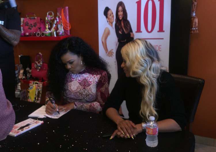 Mistress 101: How To Keep Your Relationship Cheat Proof Book Signing
