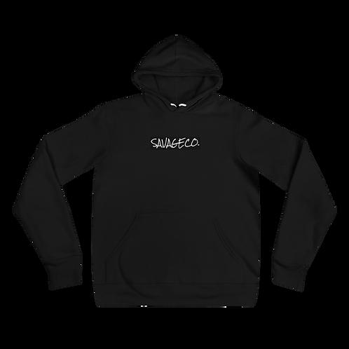Savageco X Bella Canvas Unisex hoodie