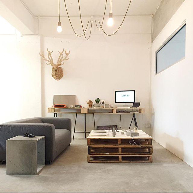 The Half Half Studio                                     at King George's Avenue