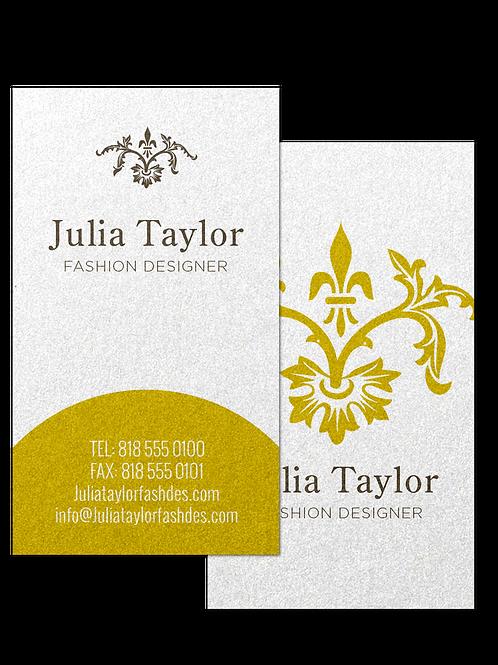 Business Cards (Premium)