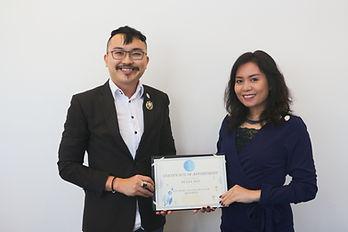 Diana Win - iEM Honorary Advisor Myanmar