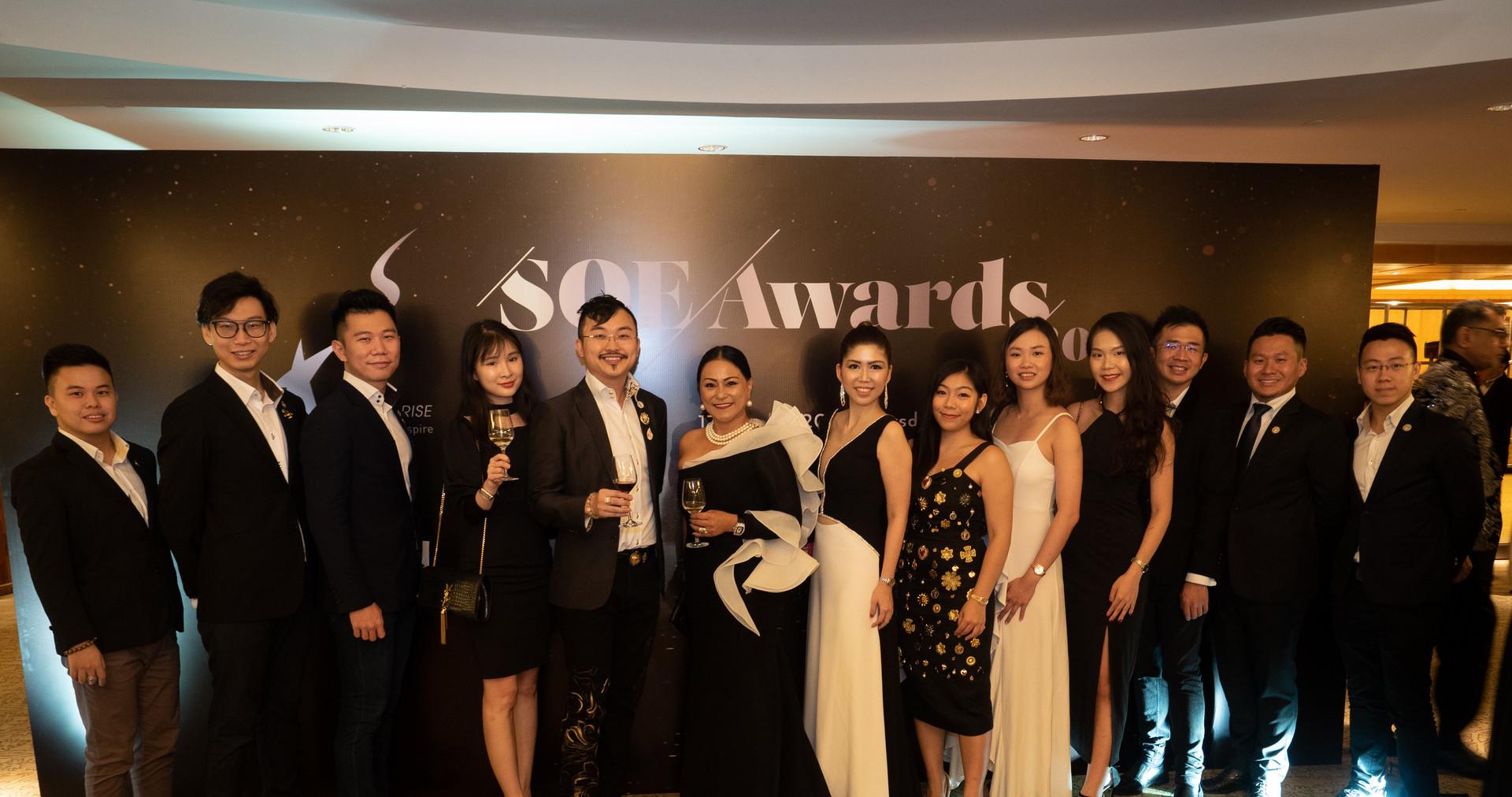 Spirit of Enterprise Awards 2019