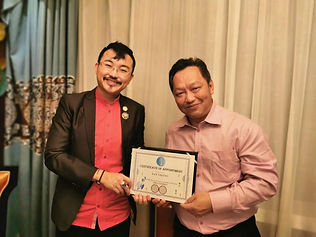 Tan Thang - iEM Honorary Cultural Gourme