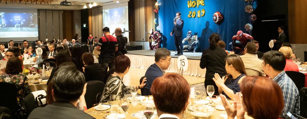 HOPE International Charity Gala Dinner 2019