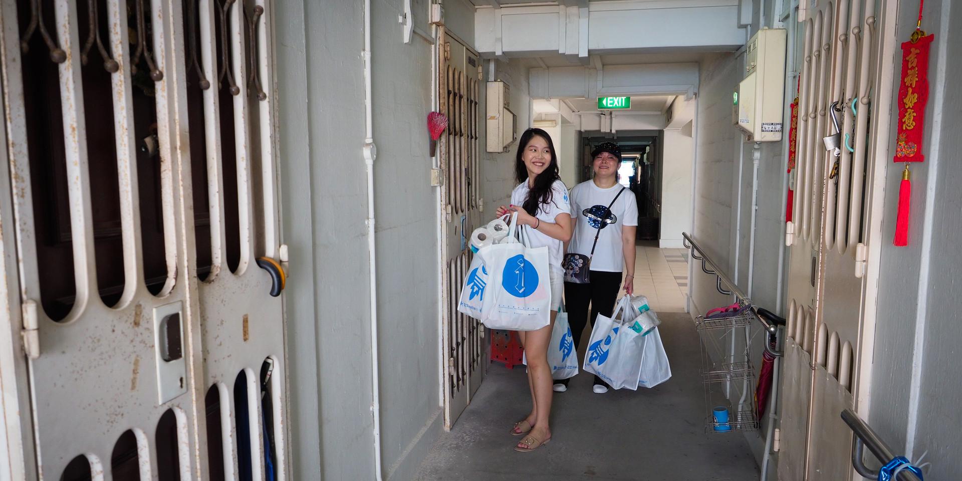 iEM x Boon Keng Charity