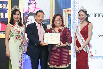 Guan Xue Mei - iEM Honorary Media Adviso