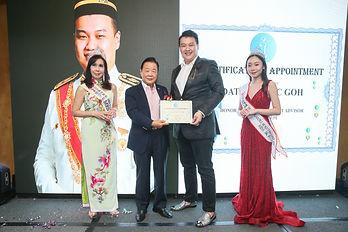 Dato Sri Zachery Goh - iEM Honorary Ente