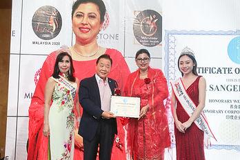 Dr Sangeeta Biswas - iEM Honorary Advisor India iEM International Entrepreneur Platform 宏发国际企业家平台