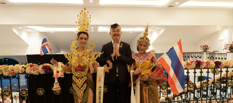 TKS Mrs International Beauty Pageant 2019