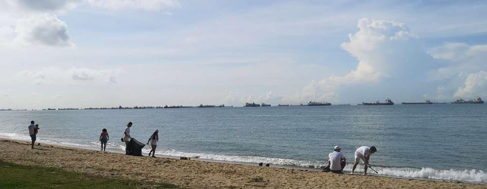 iEM Beach Clean Up 2019