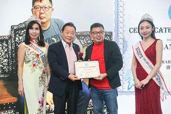 Francis Kok - iEM Honorary Media Advisor