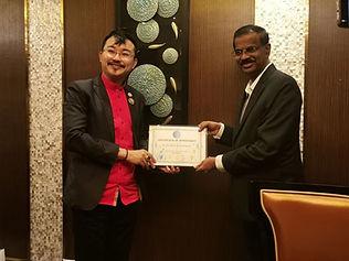 Kumaran Barathan - iEM Honorary Advisor,