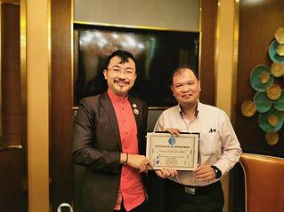 Wang Swee Kit - iEM Honorary Gourmet Adv