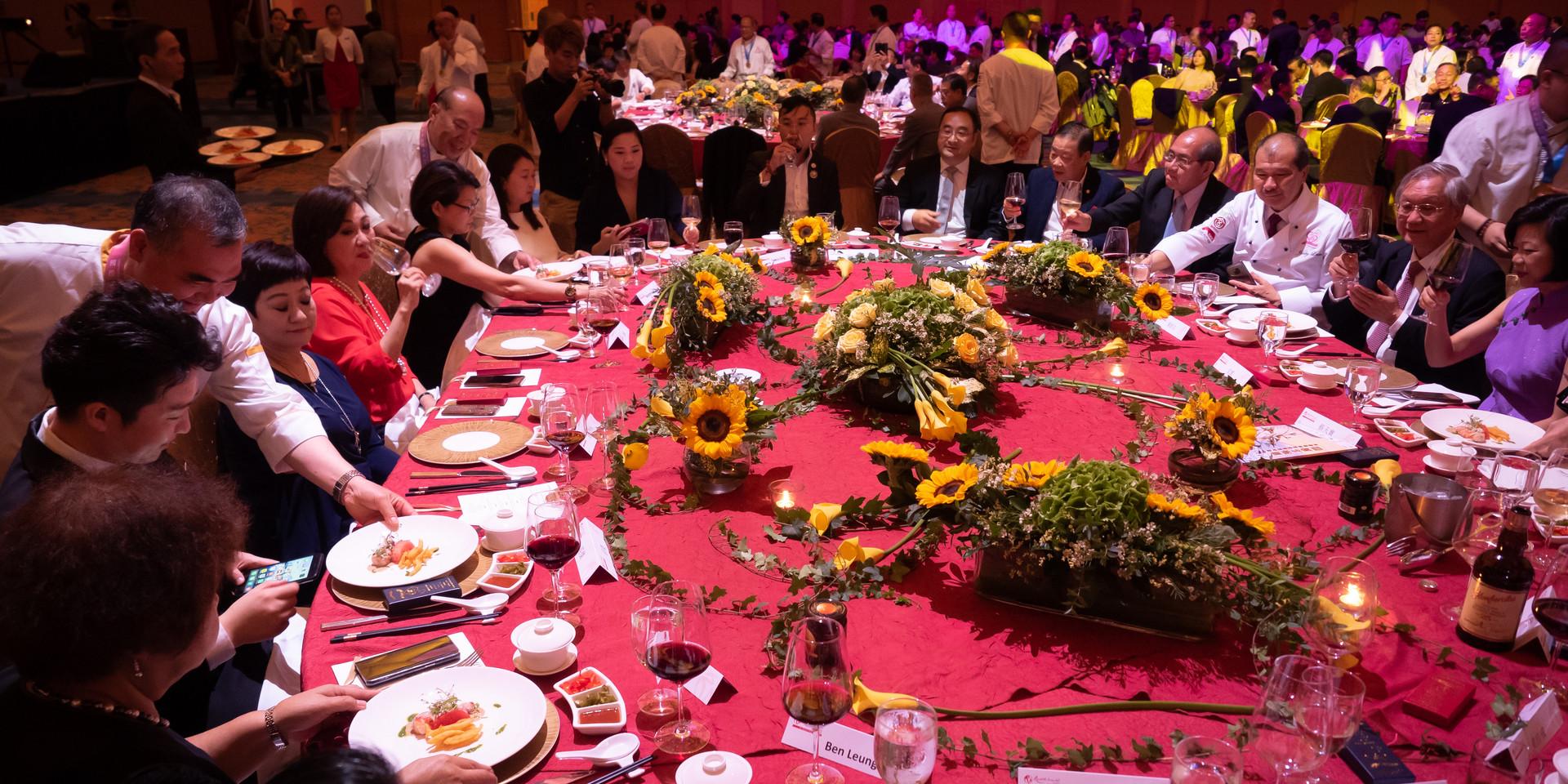 International Master Chefs' Charity Gala Dinner Singapore 2019