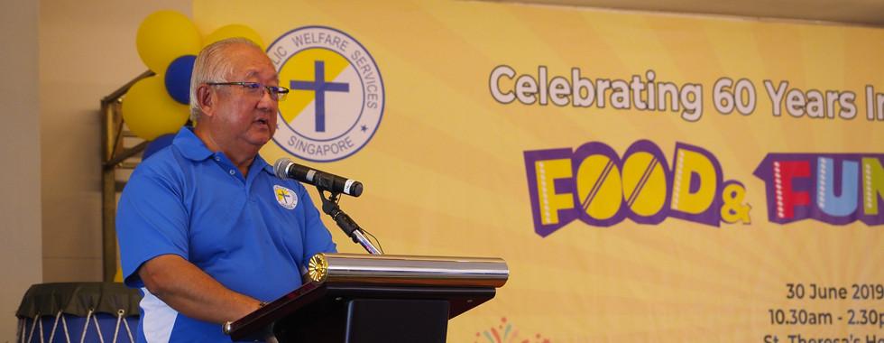 Catholic Welfare Food Fun Fair Charity 2019