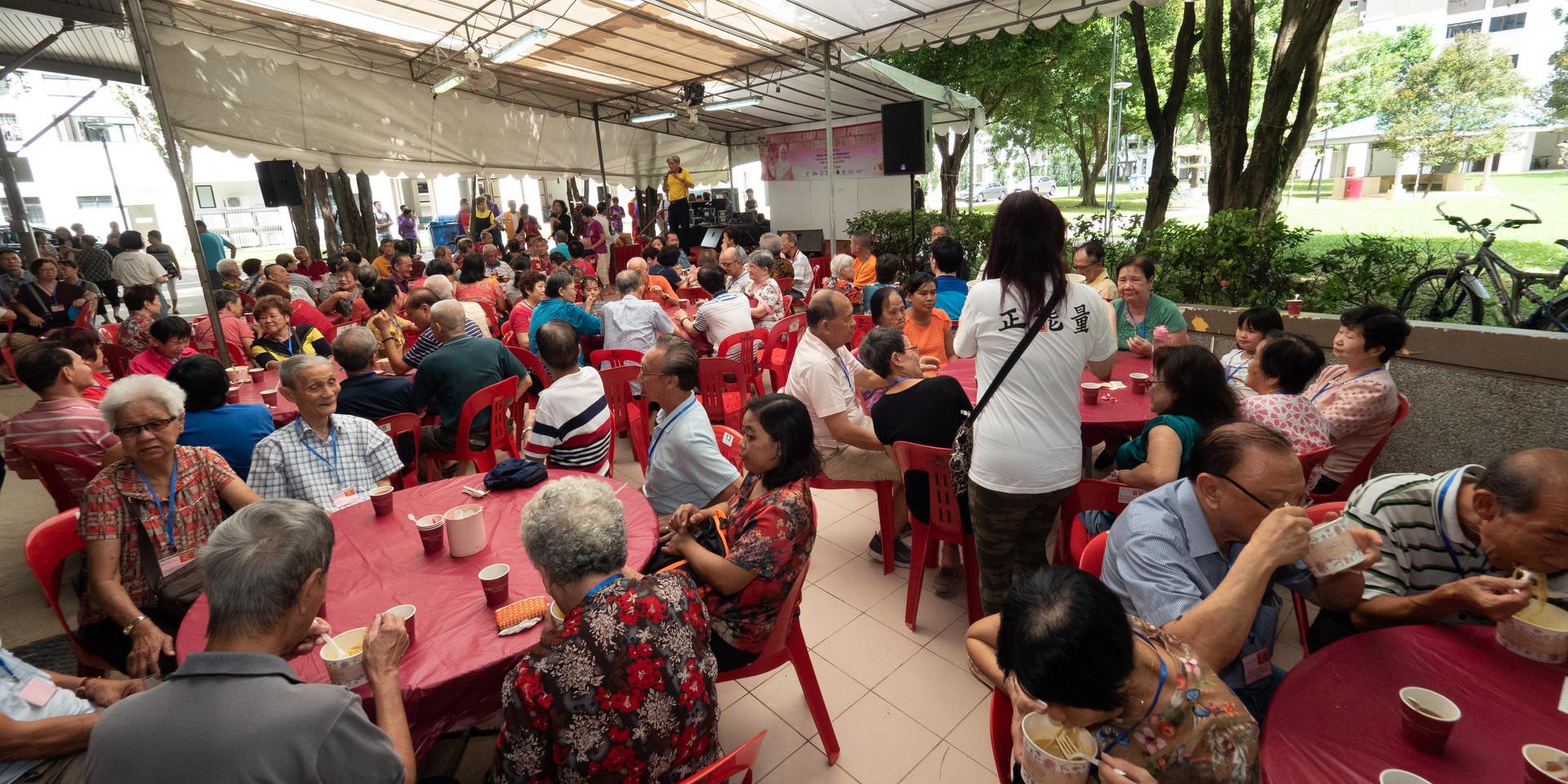 Bukit Batok East Hong Bao Presentation 2020