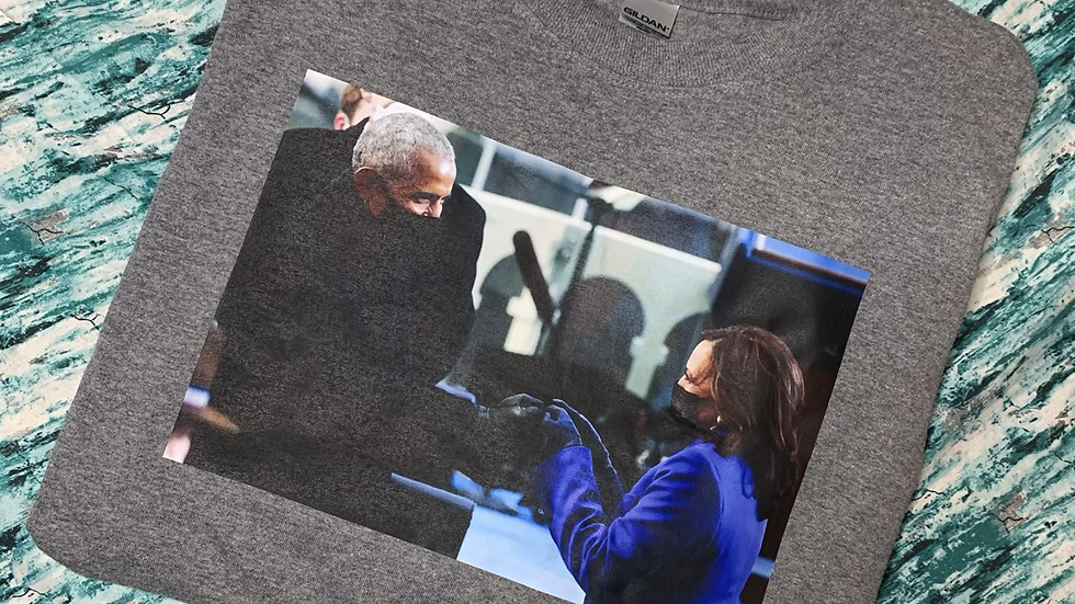 Pre-Order! Obama and Harris #TheFirsts