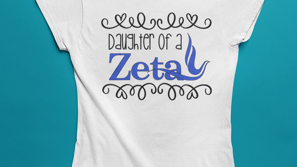 """Daughter of a"" Customized Shirt"
