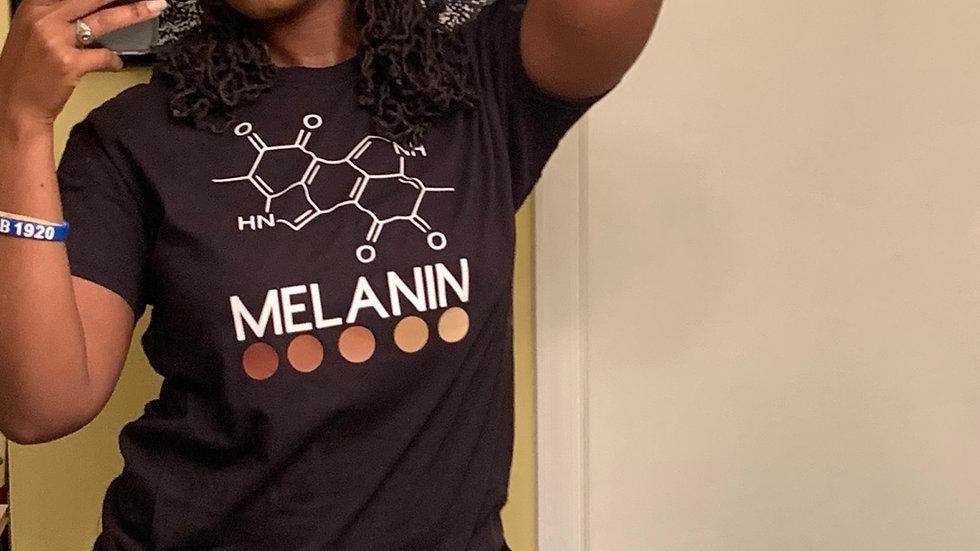 Chemical Formula Melanin