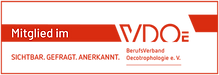 Logo Mitglied im VDOE – VDOE BerufsVerband Oecotrophologie e.V.