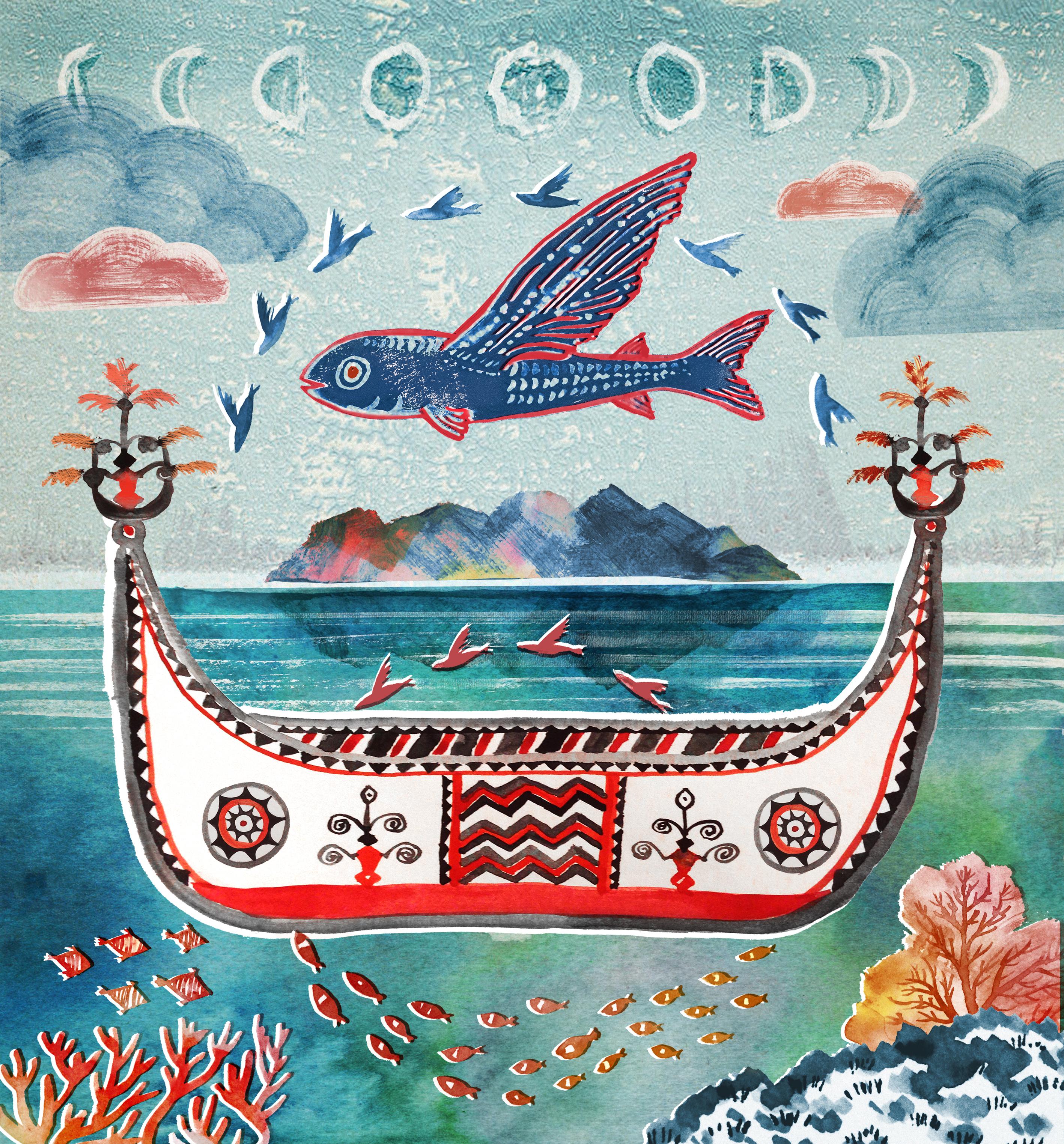 Flying Fish Ceremony 蘭嶼飛魚季